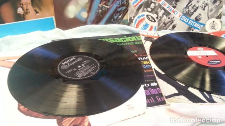 Discos de vinilo: Discos LPs música pop. Colección de 6 discos en perfecto estado. - Foto 5 - 133088314