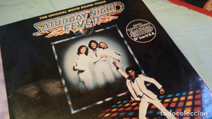 Discos de vinilo: Discos LPs música disco. Colección de 6 discos en perfecto estado. 3 dobles LPs. - Foto 2 - 133088826