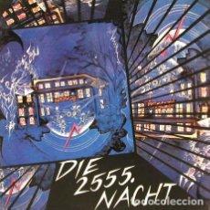 Discos de vinilo: SUBTERRANEAN KIDS / PULLERMANN / FLEXX / NOISE ANNOYS - DIE 2555 NACHT - LP. Lote 161122520