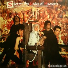 Discos de vinilo: WAYNE COUNTY AND THE ELECTRIC CHAIRS - STORM THE GATES OF HEAVEN - WHITE VINYL - LP. Lote 133109367