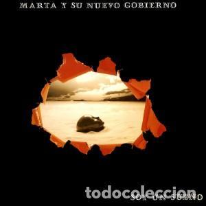 MARTA Y SU NUEVO GOBIERNO - SOY UN SUEÑO - LP (Música - Discos - LP Vinilo - Rock & Roll)