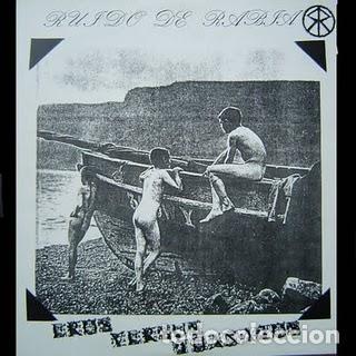 RUIDO DE RABIA / ULTIMO GOBIERNO - EROS VERSUS THANATOS / UG - LP (Música - Discos - LP Vinilo - Rock & Roll)