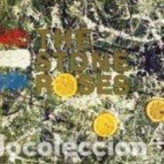 Discos de vinilo: STONE ROSES - THE STONE ROSES - BLUE VINYL UNOFFICIAL RELEASE - LP. Lote 133112574