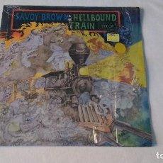 Discos de vinilo: ALBUM DE LA BANDA BRITANICA DE BLUES ROCK SAVOY BROWN. Lote 133113386