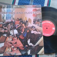 Discos de vinilo: PACIFIC GAS AND ELECTRIC LP SAME 1969 USA PRESS ORIG PSYCH ROCK RARO. Lote 133113843