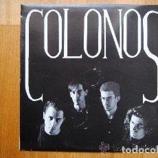 Discos de vinilo: COLONOS - COLONOS - WITH INSERT - LP. Lote 133114697