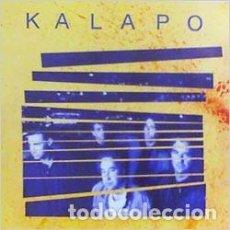 Discos de vinilo: KALAPO - KALAPO - WITH INSERT - LP. Lote 133115693