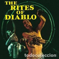 Discos de vinilo: JOHNNY RICHARDS - THE RITES OF DIABLO - 2013 SO FAR OUT RECORDS REISSUE - LP. Lote 133119927