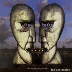 Discos de vinilo: PINK FLOYD - THE DIVISION BELL - MARBLED DARK BLUE VINYL REISSUE - GATEFOLD SLEEVE - LP. Lote 133121175