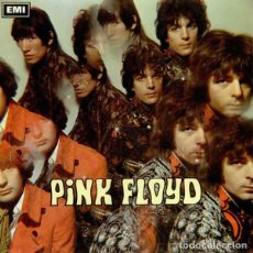 Discos de vinilo: PINK FLOYD - THE PIPER AT THE GATES OF DAWN - UNOFFICIAL REISSUE - LP. Lote 133121207