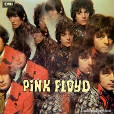 Discos de vinilo: PINK FLOYD - THE PIPER AT THE GATES OF DAWN - BROWN VINYL UNOFFICIAL RELEASE - LP. Lote 133121211