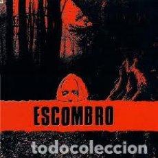 Discos de vinilo: ESCOMBRO - HIJO DEL DESECHO - LP. Lote 133121639