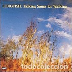 Discos de vinilo: LUNGFISH - TALKING SONGS FOR WALKING - LP. Lote 133123155
