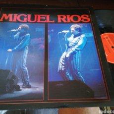 Discos de vinilo: MIGUEL RIOS LP 1988. Lote 133124510