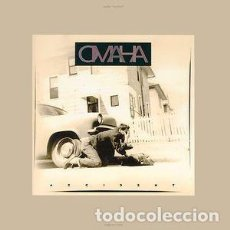 Discos de vinilo: OMAHA - ACCIDENT - WITH INSERT - LP. Lote 133124526