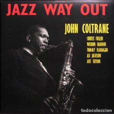Discos de vinilo: JOHN COLTRANE - JAZZ WAY OUT - 2014 DOXY RECORDS NUMBERED REISSUE - CLEAR VINYL - - LP. Lote 133125146