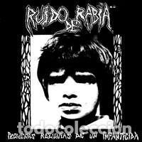RUIDO DE RABIA - PEQUEÑAS RELIQUIAS DE UN INFANTICIDA - WITH INSERT - LP (Música - Discos - LP Vinilo - Rock & Roll)