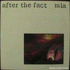 Discos de vinilo: MIA - AFTER THE FACT - LP. Lote 133126450