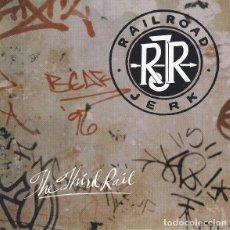 Discos de vinilo: RAILROAD JERK - THE THIRD RAIL - LP. Lote 133136075