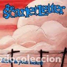 Discos de vinilo: SCARLET LETTER, THE - HOW IS YOUR HEART? - LP. Lote 133136737