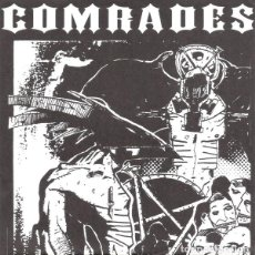 Discos de vinilo: COMRADES - NO ESCAPE - 7''. Lote 133136781