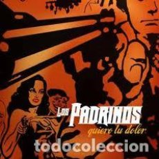 Discos de vinilo: LOS PADRINOS - QUIERO TU DOLOR - LP. Lote 137644273