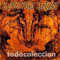 Discos de vinilo: HAWG JAW - DON'T TRUST NOBODY - GATEFOLD SLEEVE - LP. Lote 133137005