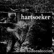 Discos de vinilo: HARTSOEKER - DEALING WITH THE SENSE OF CATASTROPHE - 7''. Lote 133137045