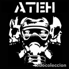 Discos de vinilo: ATEH / DISUNDEAD - SPLIT EP - 7''. Lote 133137061