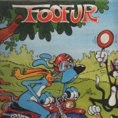 Discos de vinilo: LP FOOFUR - CANCIONES DE LA SERIE DE TV. Lote 133148550