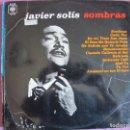 Discos de vinilo: LP - JAVIER SOLIS - SOMBRAS (SPAIN, CBS 1970). Lote 133151402