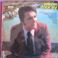 Discos de vinilo: LP - JAIME MOREY - MISMO TITULO (SPAIN, BELTER 1972). Lote 133151950
