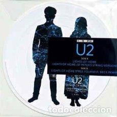 Discos de vinilo: U2 - LIGHTS OF HOME - 12 SINGLE PICTURE DISC- AÑO 2018 RSD . Lote 160856962