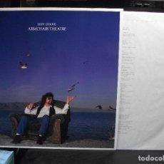 Discos de vinilo: JEFF LYNNE ARMCHAIR THEATRE LP EUROPE 1990 PEPETO TOP. Lote 133166202
