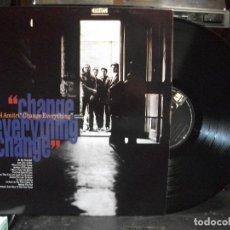Discos de vinilo: DEL AMITRI CHANGE EVERYTHING LP EUROPE 1992 PEPETO TOP . Lote 133168274