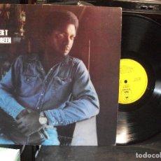 Discos de vinilo: BOOKER T. EVERGREEN LP UK 1974 PEPETO TOP . Lote 133168870