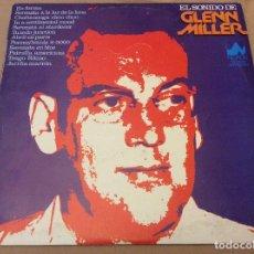 Discos de vinilo: GLENN MILLER. EL SONIDO DE GLENN MILLER. DIAL DISCOS 1976.. Lote 133175150