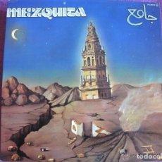 Discos de vinilo: MEZQUITA - RECUERDOS DE MI TIERRA - CHAPA DISCOS 19790 PORTADA ABIERTA - EXCELENTE ESTADO. Lote 133180662