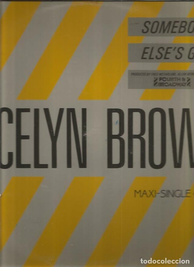 JOCELYN BROWN (Música - Discos de Vinilo - Maxi Singles - Disco y Dance)