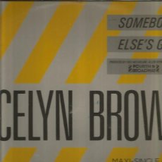 Discos de vinilo: JOCELYN BROWN. Lote 133186118