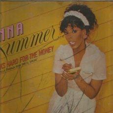 Discos de vinilo: DONNA SUMMER. Lote 194289622