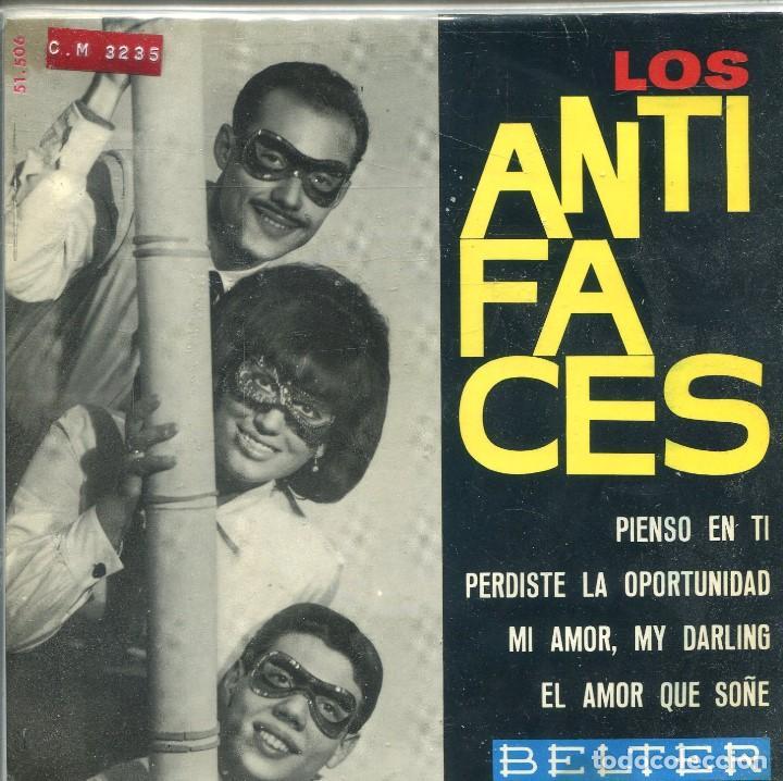 Los Antifaces Pienso En Ti Mi Amor My Darl Verkauft Durch