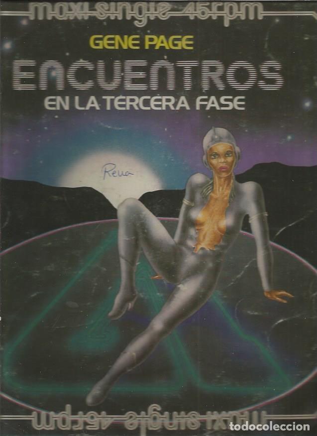 GENE PAGE (Música - Discos de Vinilo - Maxi Singles - Disco y Dance)