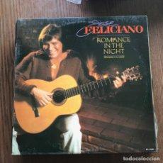 Discos de vinilo: JOSÉ FELICIANO - ROMANCE IN THE NIGHT - LP MOTOWN 1983. Lote 133190010