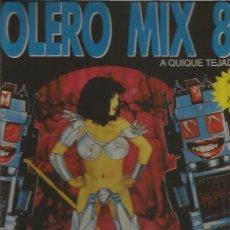 Discos de vinilo: BOLERO MIX 8. Lote 133192742