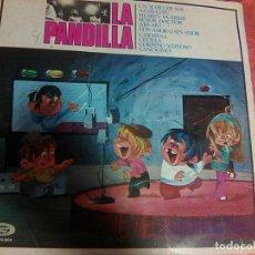 Discos de vinilo: PANDILLA, LA - A CHI LI PÚ Y OTRAS (MOVIEPLAY, 1970) - PRECENDENTE DE PARCHÍS - DOBLE PORTADA -. Lote 133213662