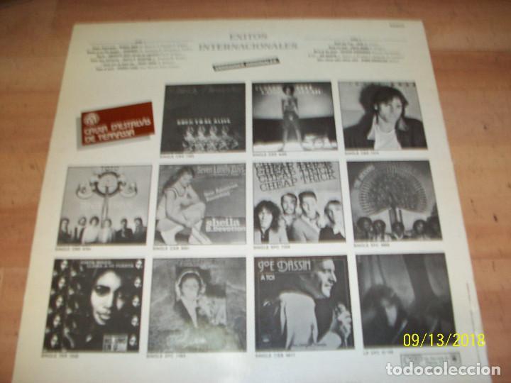 Discos de vinilo: EXITOS INTERNACIONALES-TOTO-MIGUEL BOSE-CHERRY LAINE-UMBERTO TOZZI-ANITA WARD - Foto 2 - 133215166