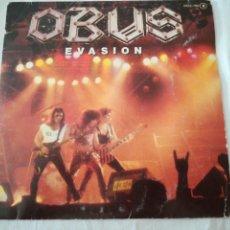 Discos de vinilo: OBUS EVASIÓN NO TE CORTES. SINGLE DISCO VINILO. 1985. SERDISCO CHAPA DISCOS. Lote 133227531