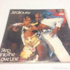 Discos de vinilo: AMII STEWART - JEALOUSY (7-- SINGLE). Lote 133228914