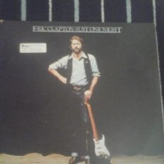 Discos de vinilo: ERIC CLAPTON JUST ONE NIGHT, LP DOBLE. Lote 133241586